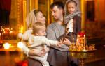 Молитва чтобы были хорошие отношения с ребенком. Молитва о сохранении семьи Пресвятой Богородице
