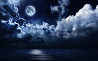 Темное время суток во сне. Сонник: к чему снится ночь