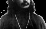 Павел флорентийский. Предание семьи Флоренских о сохранении главы преподобного Сергия