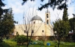 Экскурсия туров по святым местам. Паломнические туры