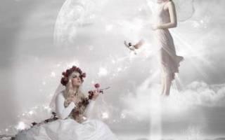Тебя будет беречь ангел хранитель. Другие молитвы к Ангелу Хранителю