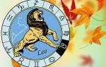 Гороскоп на октябрь для льва подробный. Романтические отношения: за или против