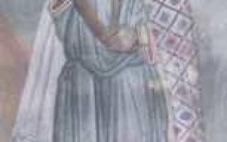 Пророк самуил ветхий завет. Значение самуил, пророк в православной энциклопедии древо