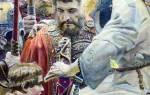 Все святые люди. Сергий Радонежский — избранный сосуд Духа Святого