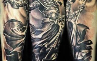 Анубис сын осириса. Тату Анубис: древнеегипетский бог смерти как герой современной татуировки