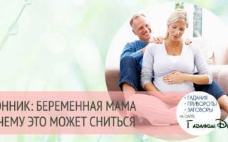 К чему снится беременная мать. Беременная мама во сне