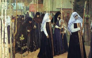 История старообрядчества в 17 веке. Церковный раскол xvii века