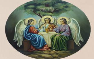 Зеленое воскресенье в году какого числа. Праздник святой троицы