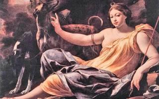 Боги древней греции артемида. Артемида — древнегреческая богиня охоты