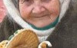 Позитивные люди. Баба Тоня (Бабушка Всея Руси)