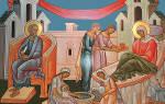 Церковные праздники: даты, объяснения и традиции. Православные и Церковные праздники в январе