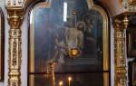 Икона снятия иисуса христа с креста. Снятие со креста