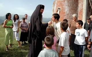 Каким должен быть истинный христианин. Познать вечную жизнь