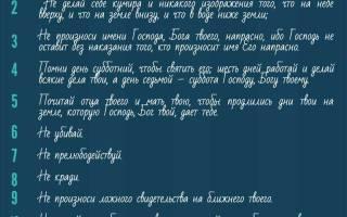 10 смертных. Смертные грехи — самые страшные грехи в православии