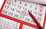 Декады месяца — это треть месяца, или же десятидневный отрезок времени. Гороскоп девы первой, второй и третьей декады