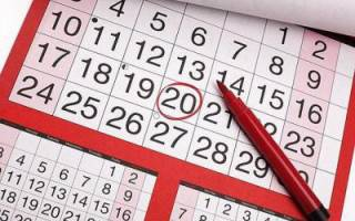 Декадный гороскоп по дате рождения. Декады месяца — это треть месяца, или же десятидневный отрезок времени