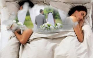 Сонник собираться замуж замужней женщине. Собираться замуж во сне замужней женщине