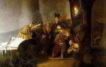 Евангелие от матфея гл 27 толкование. Библия онлайн