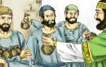 Какое из четырех евангелий не содержит притч. «Ты не можешь более управлять