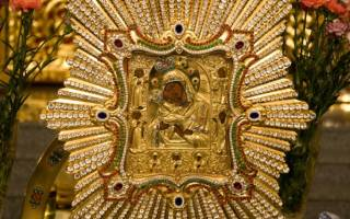 """Икона почаевская божья матерь в чем помогает. Икона Божьей Матери, именуемой """"Почаевская"""""""