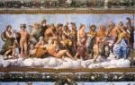 Боги греческой и римской мифологии в сравнении. Боги, которым поклонялись в древней греции