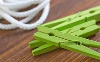 Сонник прищепка на веревке для белья. О любовных перипетиях…