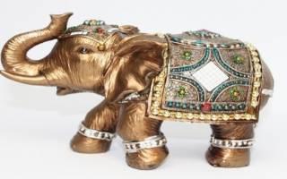 Куда в доме вешают слона. Что символизирует слон по Фен-шуй