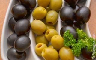 Снятся маслины. Значение сновидения про оливки