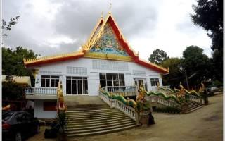 Храмы самуи. Храмы на Самуи: буддийские, китайские и православные