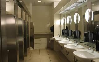 Ходить в общественный туалет во сне. Общественный туалет по соннику