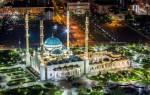 Грозненская мечеть. Сердце Чечни — прекрасная мечеть в Грозном