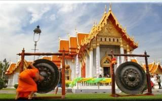 Храмы в бангкоке на карте. Отели и путеводитель по Бангкок, Таиланд
