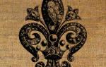 Что означает знак лилии. Геральдическая лилия: значение и история знака