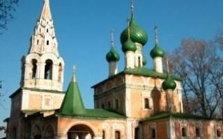 Архитектура храмов и православных церквей. О храмовом зодчестве