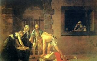 Избиение младенцев: христианская легенда или исторический факт? Усекновение главы пророка, предтечи и крестителя господня иоанна.