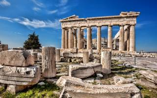 Как называется вера в греческих богов. Статуя Афины Девы в Парфеноне