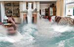 К чему снится, что соседи затопили. К чему снится затопление квартиры водой сверху
