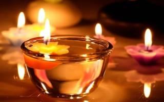Можно ли зажигать одну свечу. Молитва когда зажигаешь свечи
